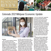 Colorado Business Review, Issue 3, 2021