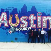 CU Boulder students on trek to Austin