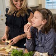 Robyn Obrien and healthy food
