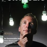 Fall 2011 Portfolio for the Leeds School of Business