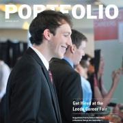 Spring 2013 Portfolio for the Leeds School of Business