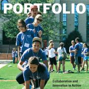 Fall 2012 Portfolio for the Leeds School of Business