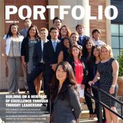 Spring Portfolio for the Leeds School of Business