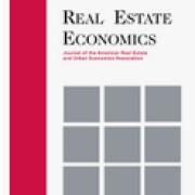 Real Estate Economics