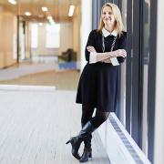 Leeds School of Business Dean Sharon Matusik