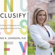 Dr Stefanie Johnson and her book Inclusify