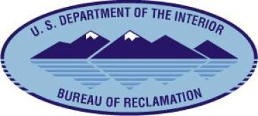 Logo for the Bureau of Reclamation