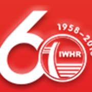 IWHR 60th logo