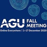 AGU Fall Meeting. Online Everywhere. 1-17 December 2020.