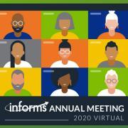 INFORMS 2020 Annual Meeting logo