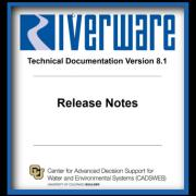 Cover of Release 8.1 notes