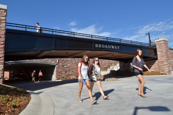 broadway underpass