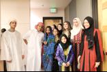 Asian Language Night Arabic