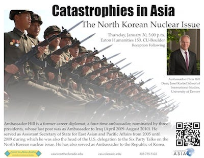 Catastrophies in Asia