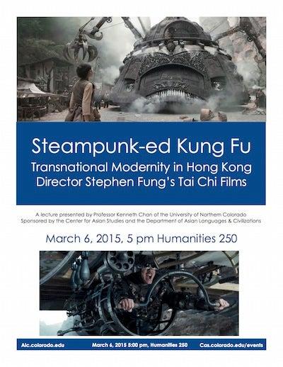 Steampunk-ed Kung Fu