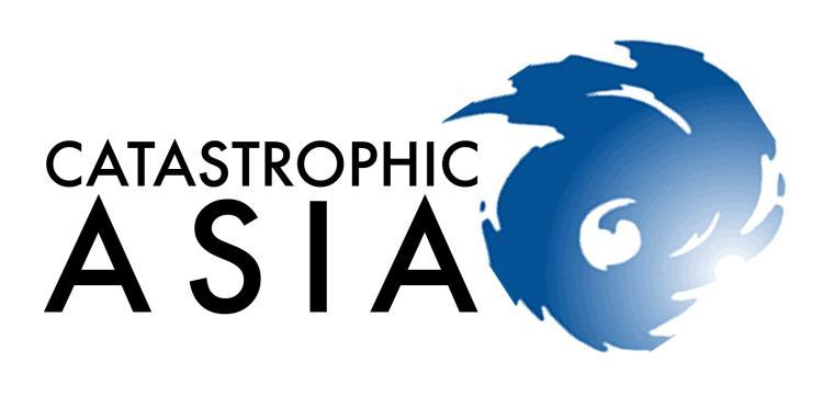 Catastrophic Asia Logo