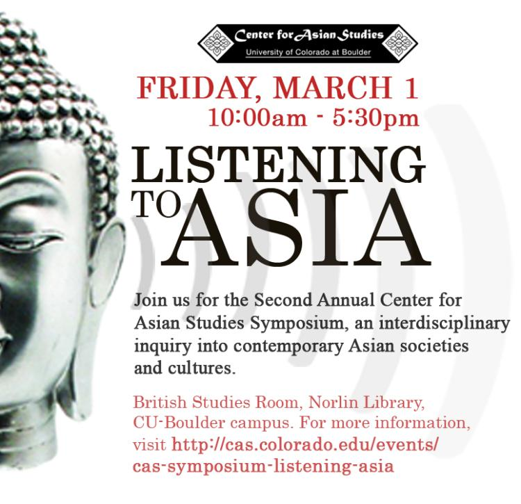 Listening to Asia Logo