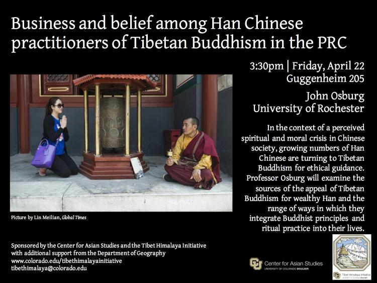 Business and Belief among Han Chinese Practitioners of