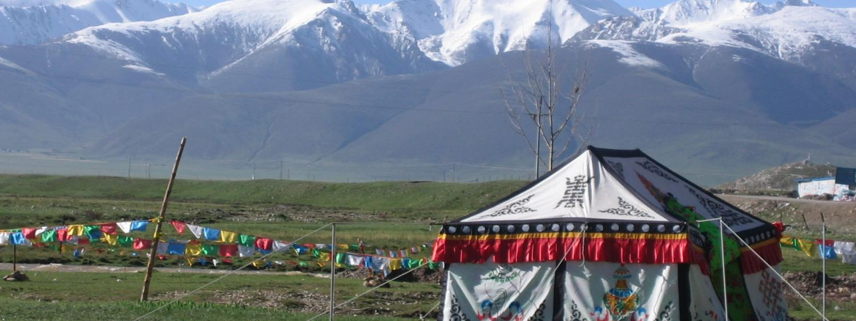 Tibetan Summer Tent