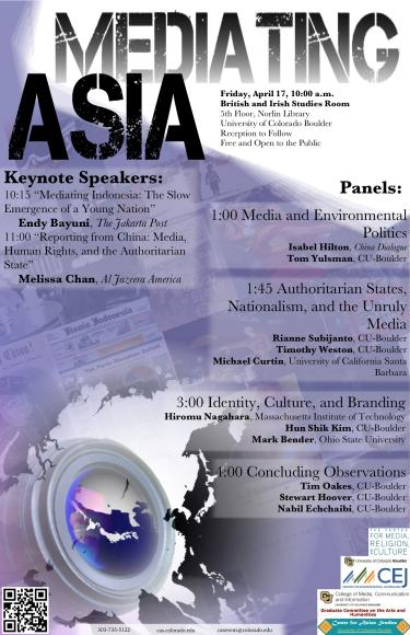 CAS Symposium 2015 Mediating Asia