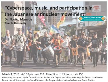 Noriko Manabe Music and the Antinuclear Movement