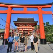 Interns Fushimi Inari