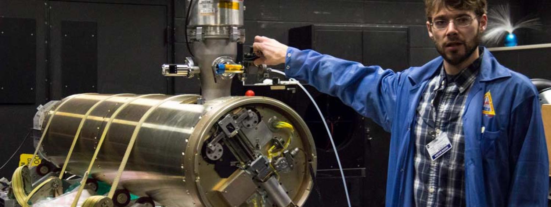 Sounding Rocket Instrument Payload