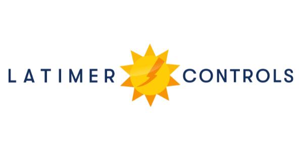 latimer controls logo