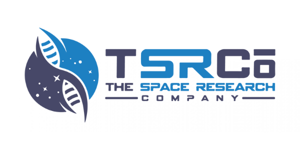 the space research company logo