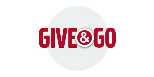 give and go logo