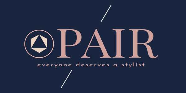 Pair Virtual Stylist Logo