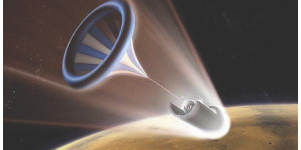 hypersonic aerodynamics research satellite