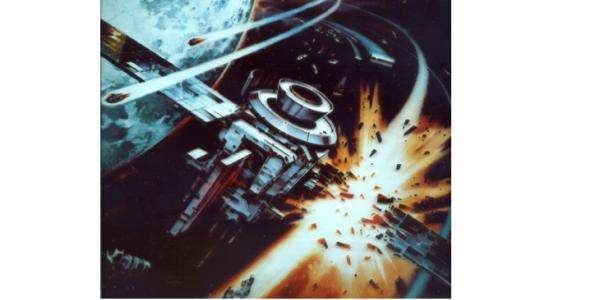 CCAR Research, Space Debris by Bob Culp