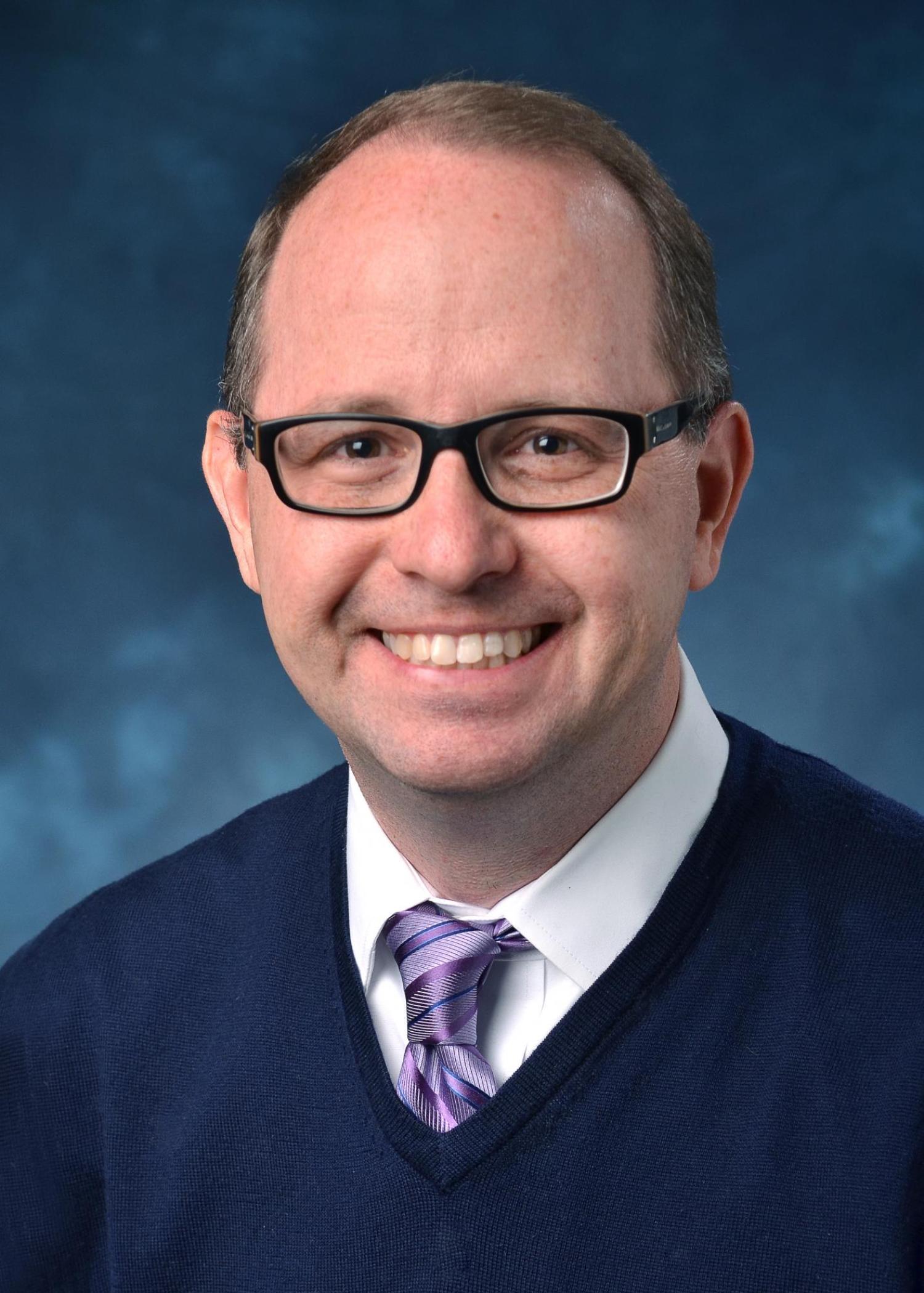 Professor Paul Goodrum