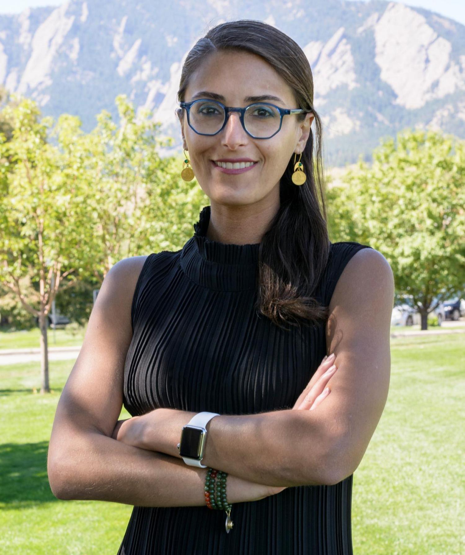 Professor Shideh Dashti