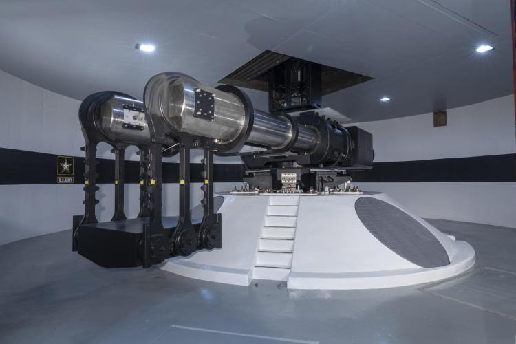The ERDC centrifuge