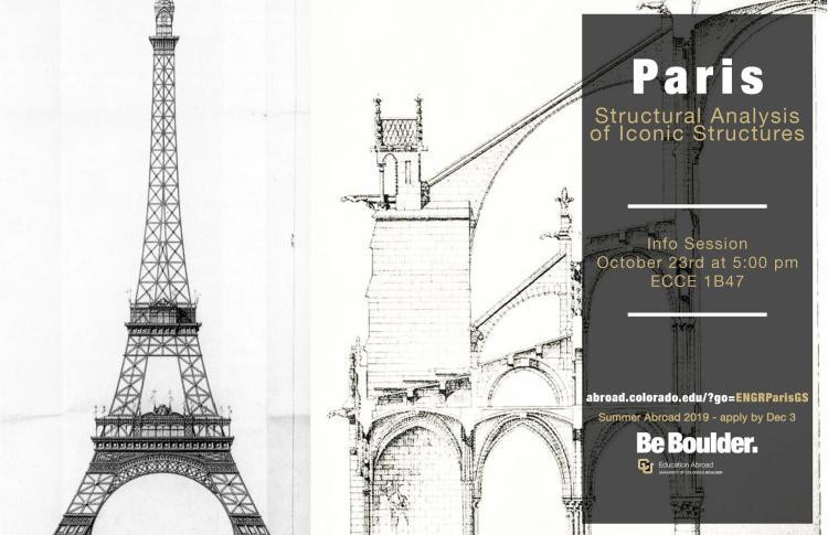 Study Abroad Paris