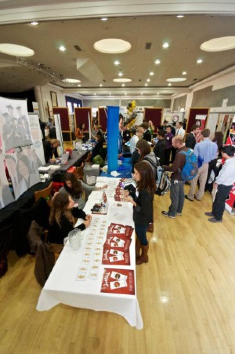 Career Fairs Civil Environmental And Architectural