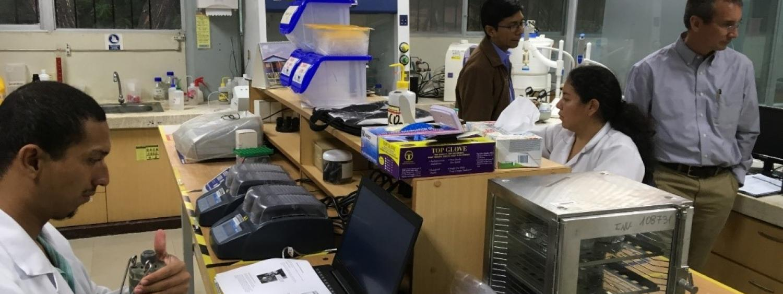 ESPOL water lab