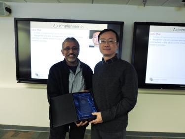 Professor John Zhai