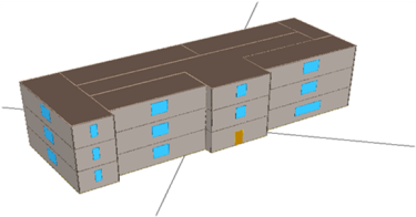 Design Optimization of Energy Efficient Office Buildings