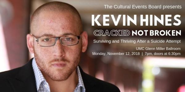Kevin Hines: Cracked, Not Broken