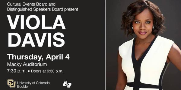 An Evening With Viola Davis