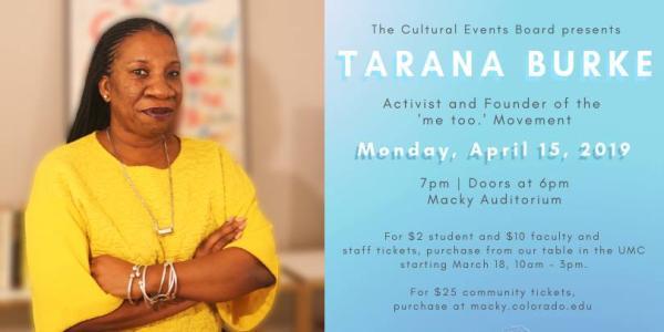 Tarana Burke: Creating a Movement