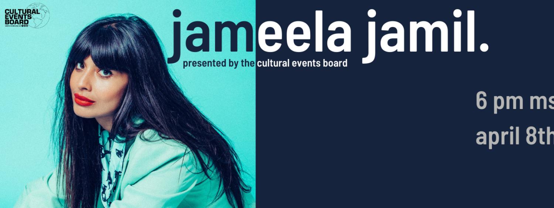 CEB Presents Jameela Jamil