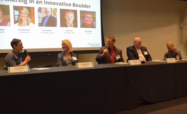 Partnering an Innovative Boulder