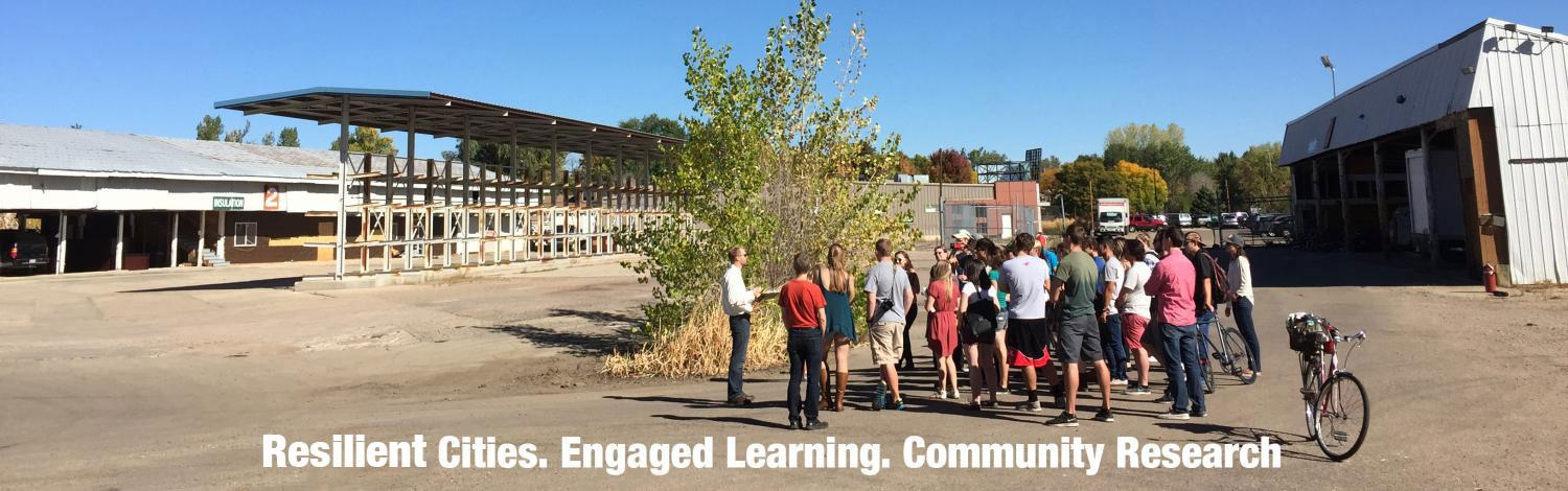 resilient cities engaged learning community research