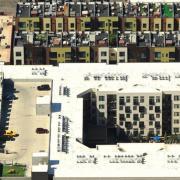 High density development in Denver