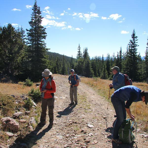 CU Mountain Research Station Field Trip