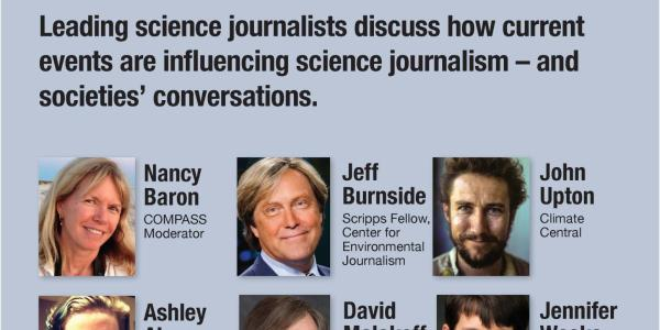"""Communicating Science in a """"Post-Truth"""" World"""